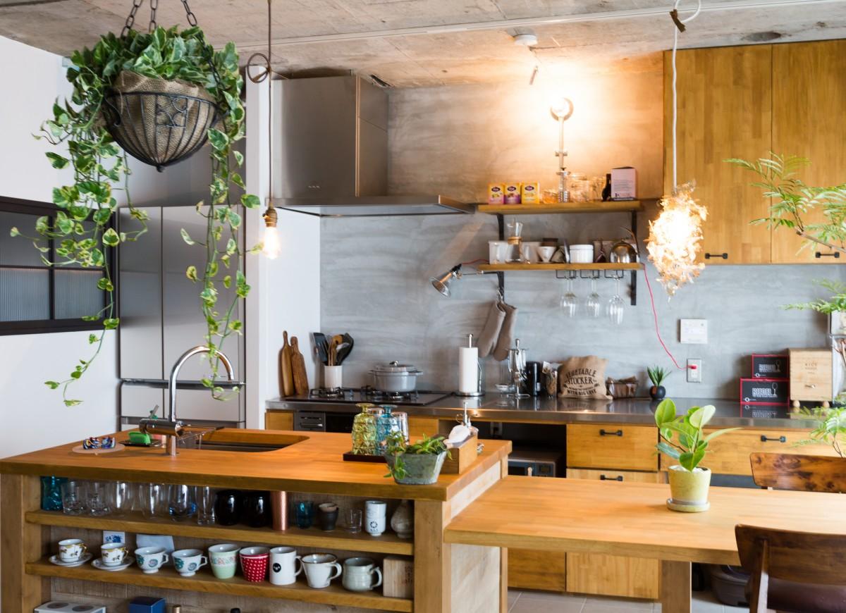 リノベーションの満足度を大きく左右するキッチンスタイル