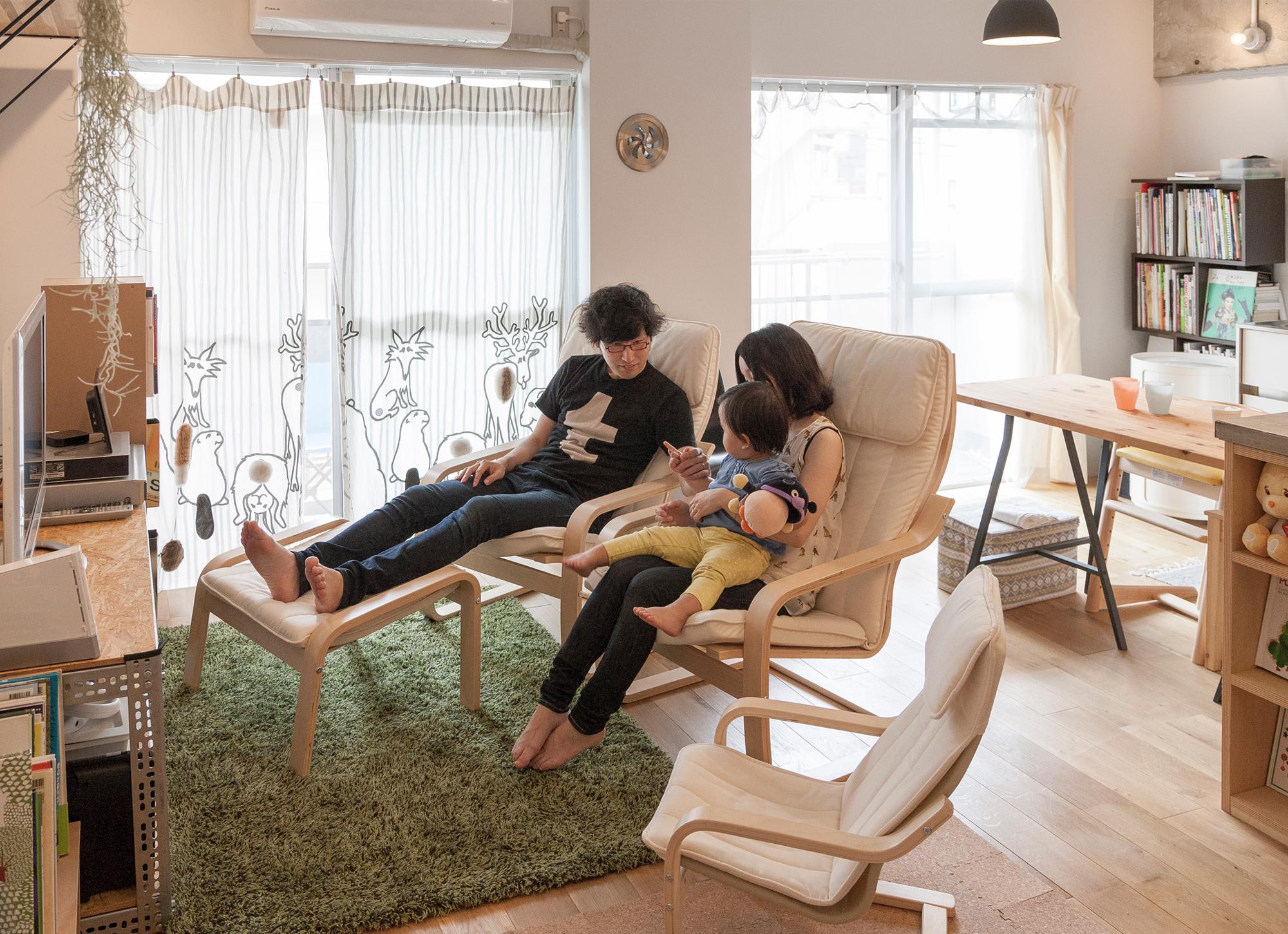 現役パパ&ママが考える「子育てはかどる」リノベテクニック9選