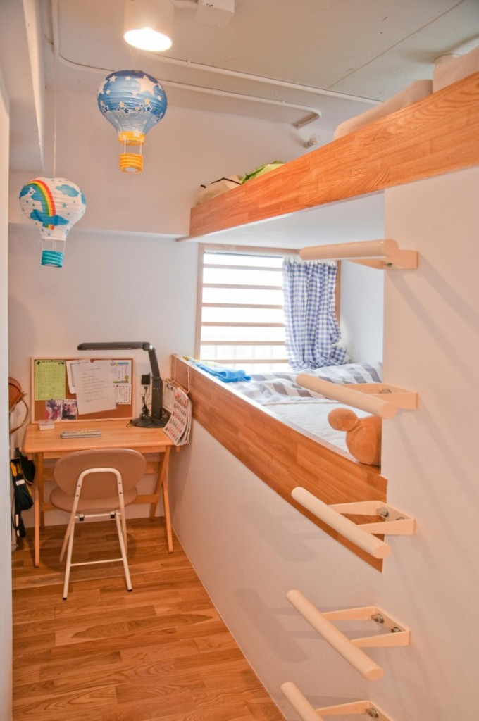 子供部屋のリノベーション